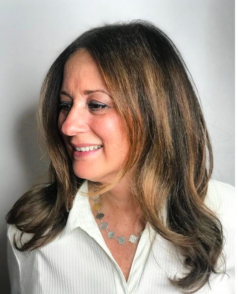 Stylist in NYC for highlights on grey hair
